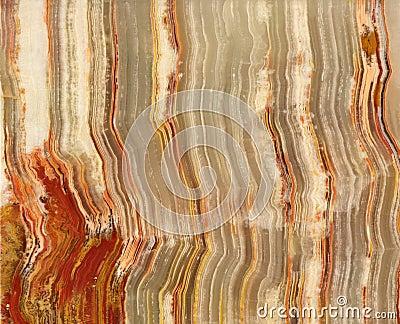 Onyx (agate) cut texture
