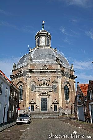 Oostkerk, Middelburg, Holland