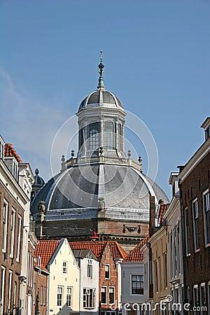 Free Oostkerk, Middelburg, Holland Stock Image - 12187461