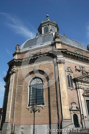 Free Oostkerk, Middelburg, Holland Stock Image - 12242351