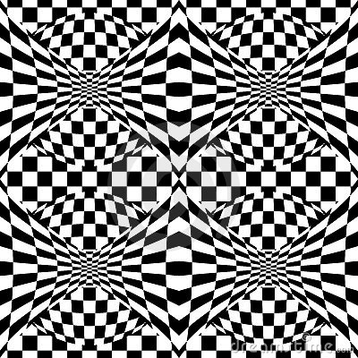 Op Art Background #1