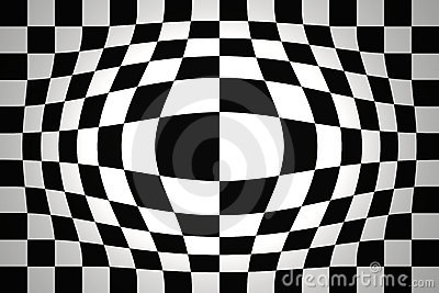 Op Art Expand BN Two Royalty Free Stock Photography - Image: 4850387