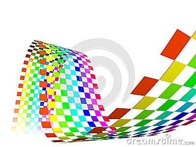 Opacity Multicolor Rainbow