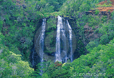 Opaeka a Falls, Kauai