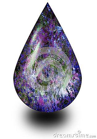 Free Opal Drop Stock Photos - 5015573