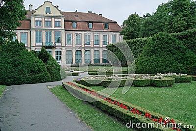 Opatow palace.