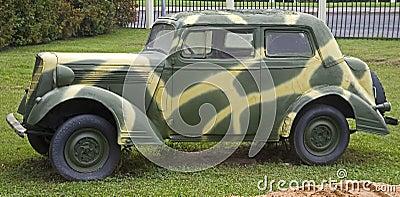Opel P4 car