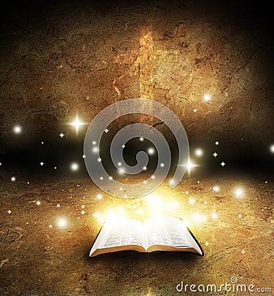 Free Open Bible Stock Photo - 22251280