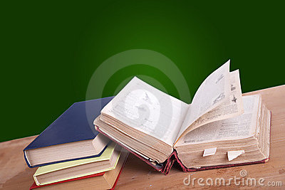 The Open Book Stock Image - Image: 18751361