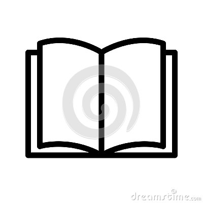 Free Open Book Icon Stock Images - 107698434