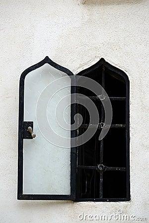 Open Church Window