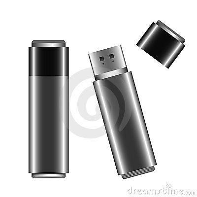 Open and close pen drive