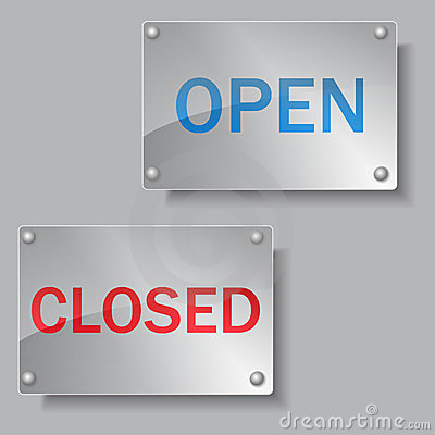 Open and Closed Boards