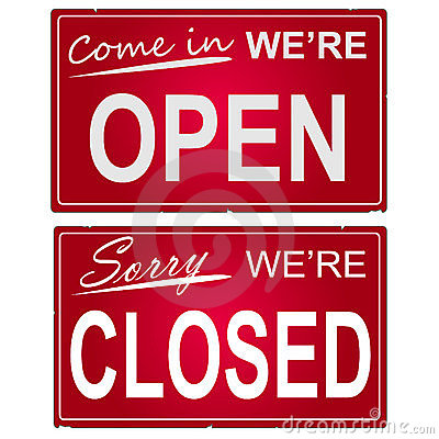 Closed sign template images galleries for Open closed sign template