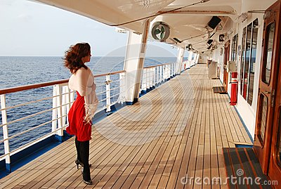 On The Open Deck