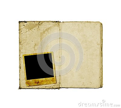 Free Open Diary Book Royalty Free Stock Image - 28248036