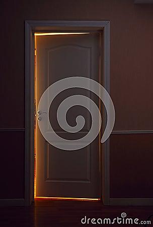 Free Open Door Stock Images - 13651584