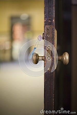 Free Open Door Royalty Free Stock Photos - 2281558