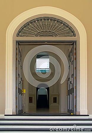 Free Open Door Royalty Free Stock Images - 3398779