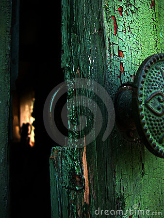Free Open Door Mystery Royalty Free Stock Images - 8981189