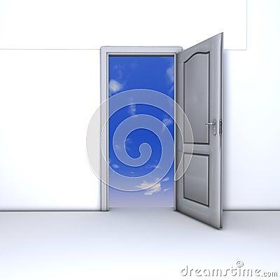 The open door of opportunity