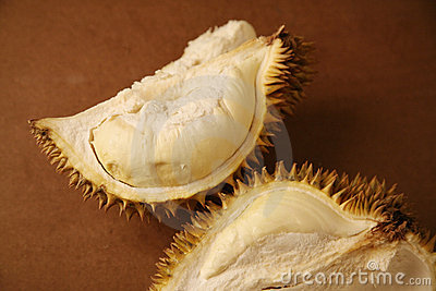 Open durian
