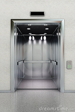 Free Open Elevator Stock Photos - 20402103