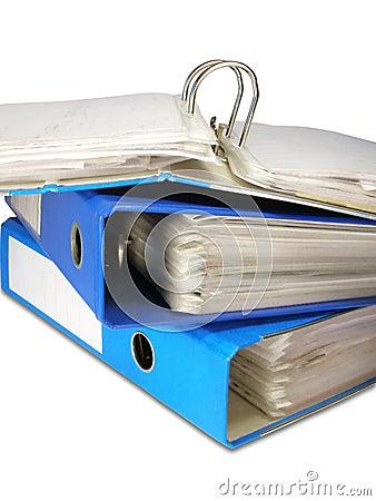 Free Open File Folder Stock Photos - 3176333