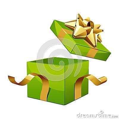 open present clipart. open christmas present clipart