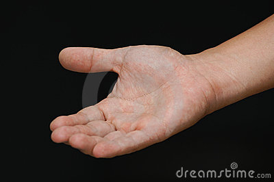 Open Hand.