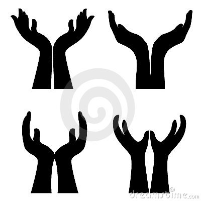 Open Hands Project on God Open Hands Clipart