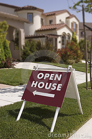 Free Open House Stock Images - 5232484