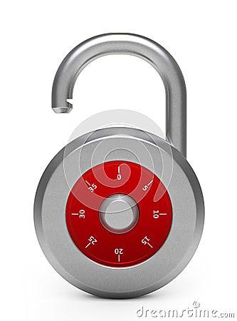 Open lock