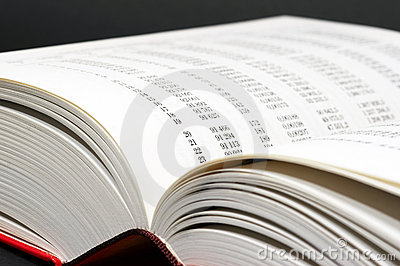 open math book stock images image
