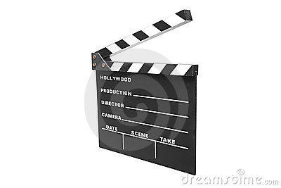Open movie clap