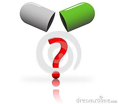 Open pill