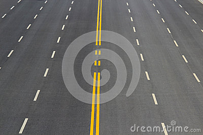 On the open road traffic signs line background