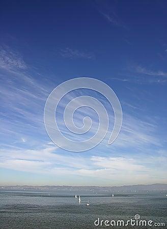 Open Seas and Sky