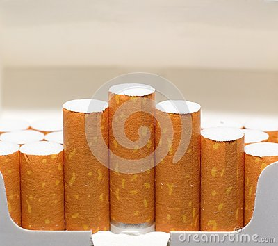 what is Dunhill cigarettes made of