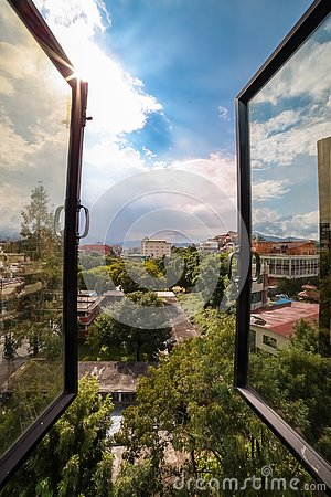 Free Open Window Serene Stock Photos - 158365393