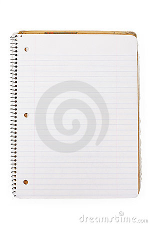 Free Opened Notepad Stock Images - 1439884