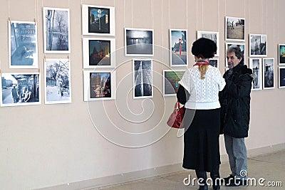 Smena World -2012 Photo exhibition Editorial Photography