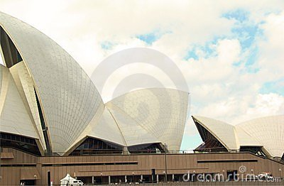 Opera house Editorial Stock Photo