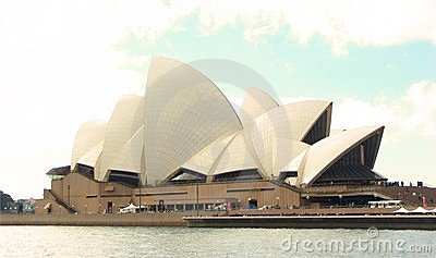 Opera house Editorial Photography