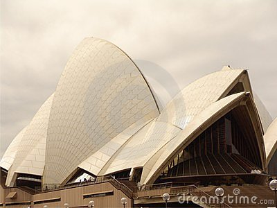Opera house Editorial Image