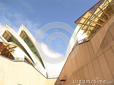 Opera house Editorial Image