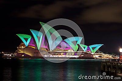 Opera House Editorial Stock Photo