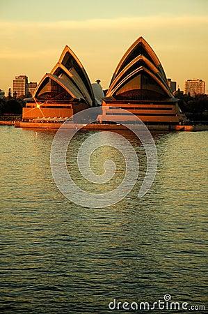 Opera house Editorial Photo