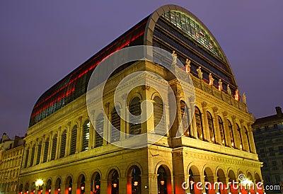 Opera House, Lyon, France