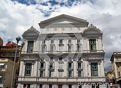 Opera House, Nice, France